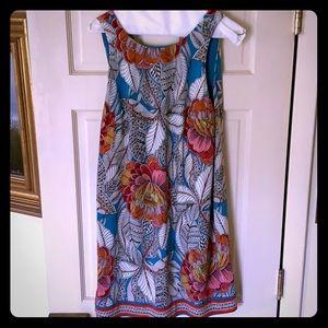 Vibrant Trina Turk dress